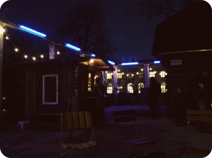 Die Märchenhütte