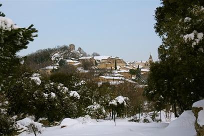 Maart 2010 in Zuid-Frankrijk