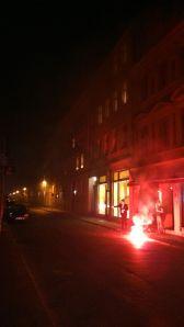 Berlijn vuurwerk